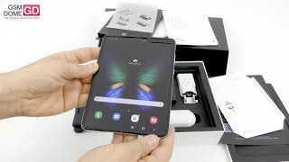 Samsung Galaxy Fold Unboxing (Foldable Phone, the New Version)