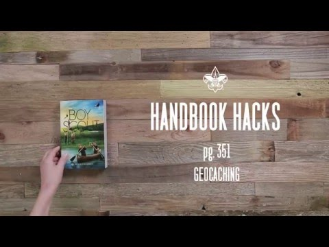 Geocaching – Boy Scouts of America Handbook Hacks