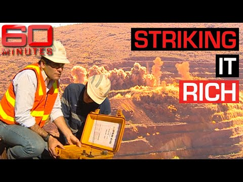 Billion dollar business: Aussies striking it rich in iron ore | 60 Minutes Australia