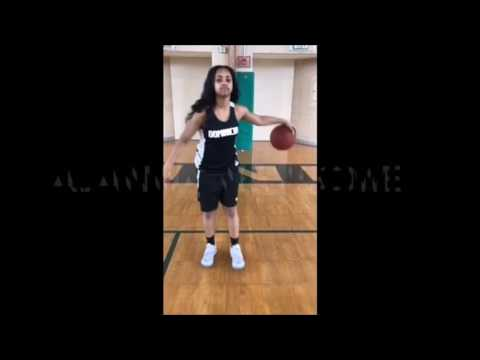 2016- 2017 Dominican Girls Basketball Team Introduction Video