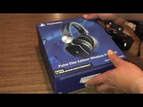 pulse-elite-edition-wireless-headset-for-ps4-unboxing