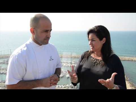The Jewish Journey: Chefs Susie Fishbein and Meir Adoni - YouTube