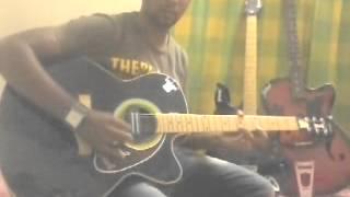Playing guitar Twist 2