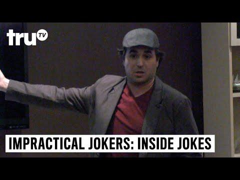 Impractical Jokers: Inside Jokes - Last Resort   TruTV