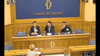 Roma - Valore legale titolo di studio - Conferenza stampa di Celeste Costantino (09.07.15)