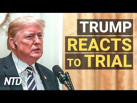 Trump Reacts to Deal on Impeachment Trial Structure; Bill Seeks to Nullify Biden Executive Orders