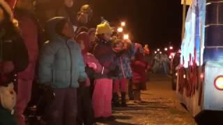 Parade des Jouets 2016 Limoilou Part 2 (1de2)