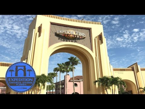 The History of Universal Studios Florida   Expedition Universal Studios Florida