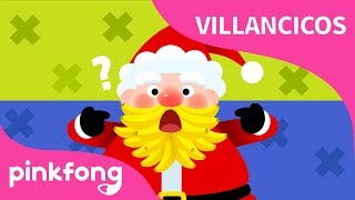 Have You Ever Seen Santa's Beard? | Villancicos de Navidad | Pinkfong Canciones Infantiles