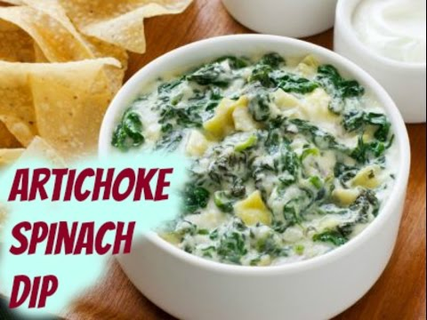 How To Make Artichoke Spinach Dip | All Recipes