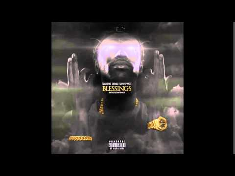 Big Sean - Blessings Ft. Drake and Kanye West Instrumental Remake