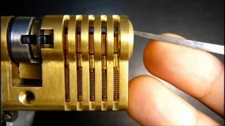 Lockpicking : Raking