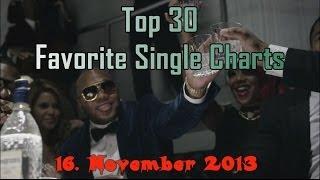 Top 30 Favorite Single Charts 16. November/November 2013
