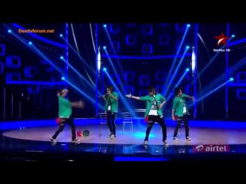 D maniax in India's dancing superstar super 60