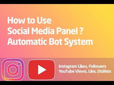 How to use InstagramBank Panel | Instagram Followers, Likes Service