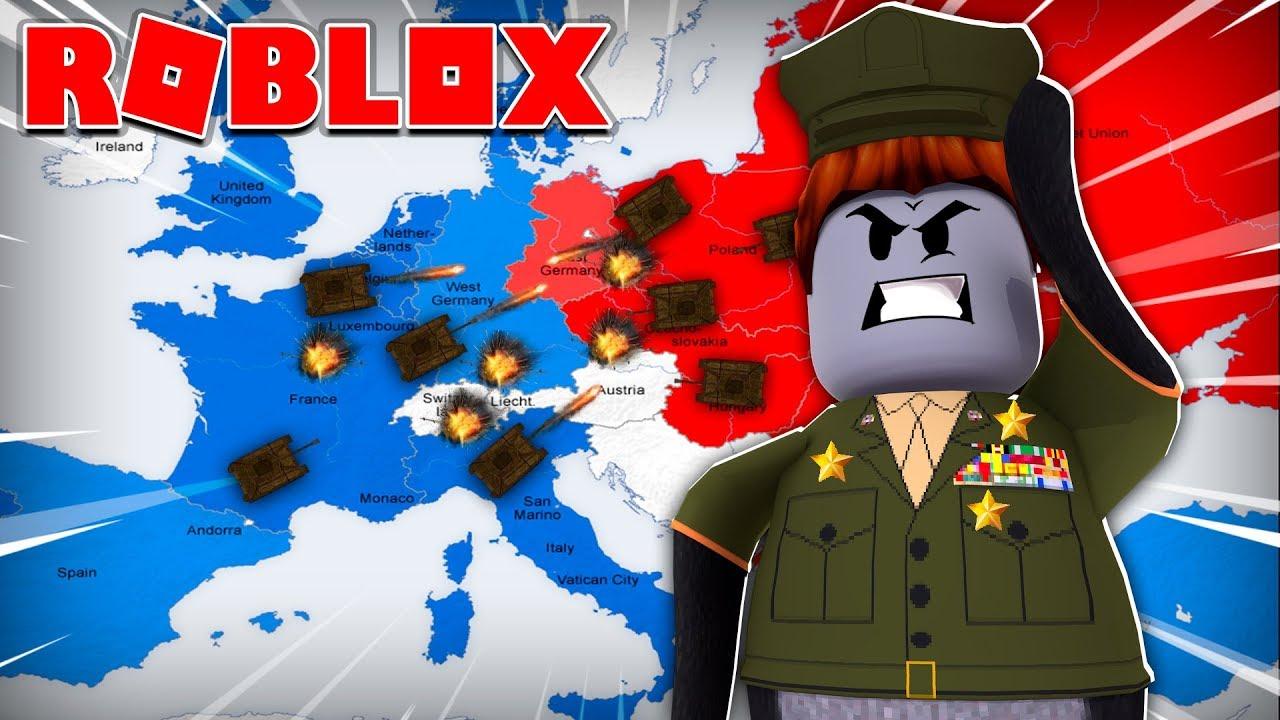 Roblox Conquerors 3 France Vs Germany World War - potato fans 3 roblox