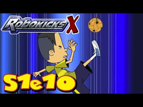 Robokicks (Bola Kampung X) | S1E10 | The Great Eagle KicK