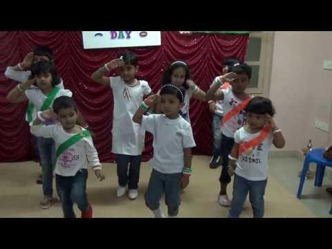 'Nanha Munna Rahi Hoon' by Golden Woods Kiddos!!!