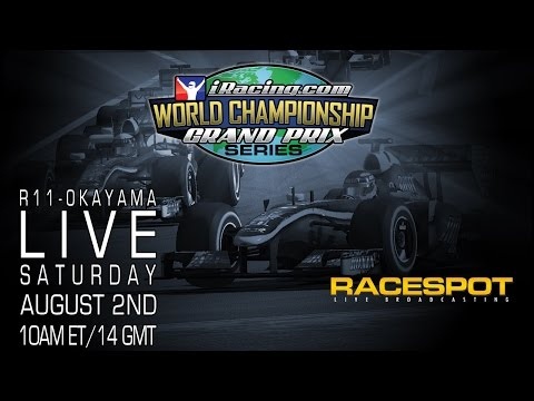 iRacing World Championship Grand Prix Series - Round 11 - Okayama