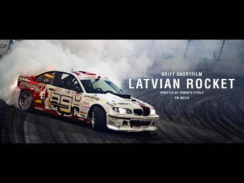 LATVIAN ROCKET (FORMULA DRIFT SHORTFILM) English subtitles