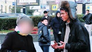 А Ты Помог Бы Прогнившему Бомжу? / Help To The Rotten Homeless(, 2015-10-08T09:32:24.000Z)