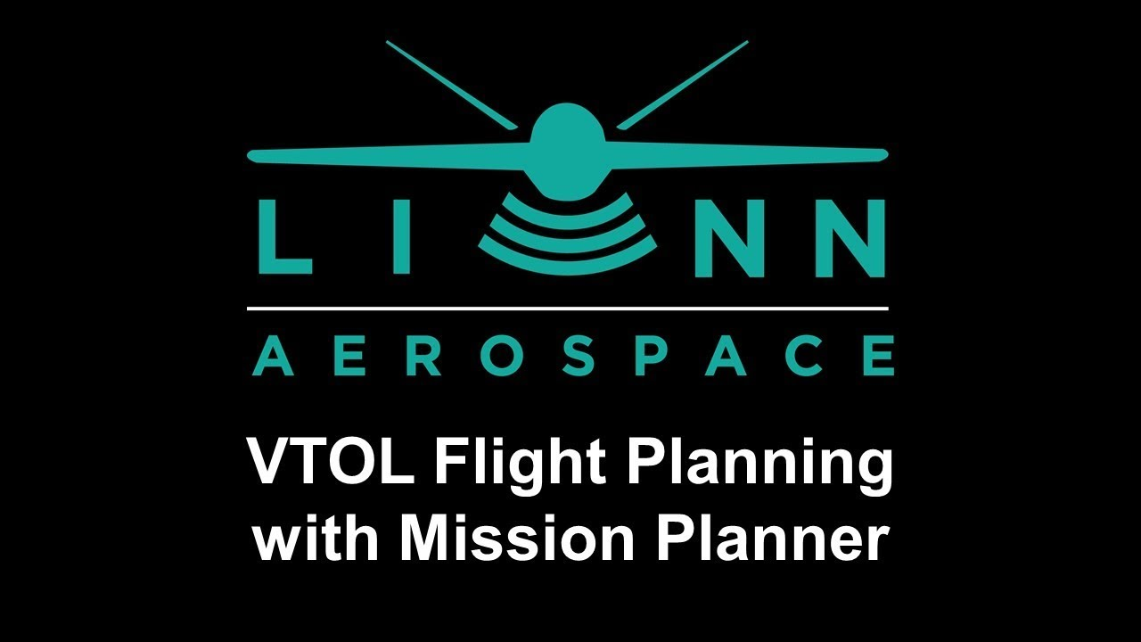 Mission Planner for VTOL Aircraft