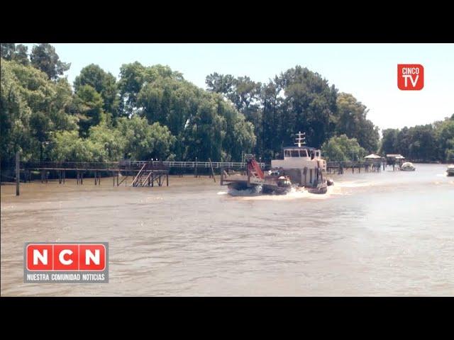 CINCO TV - Cianobacterias, el Municipio inició encuentros con prestadores turísticos y vecinos