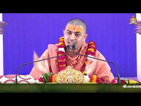 Bhuj Mandir - 196 Patotsav - Shreemad Satsangi Bhushan - Day 4 Afternoon Part 2