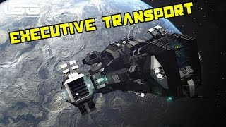 Space Engineers - Executive Transport Ship (Galas)
