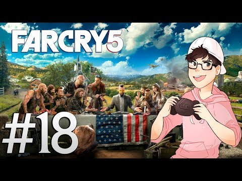 """Far Cry 5 - Let's Play - Ep 18 - """"Clean Water Act"""""""