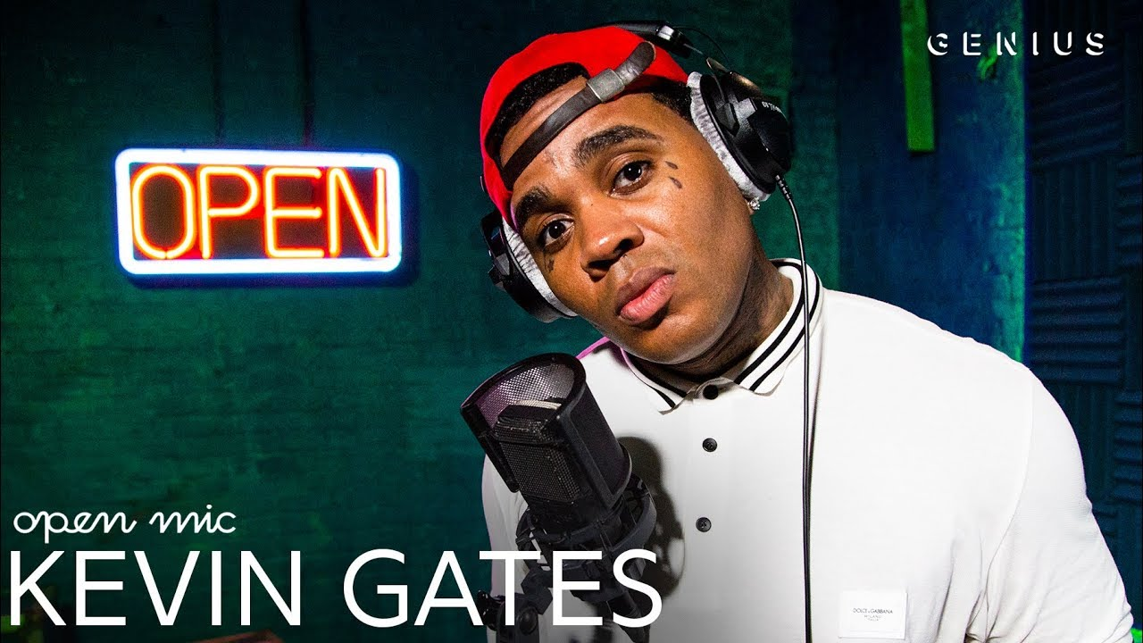 """Download Kevin Gates """"Push It"""" (Live Performance) 