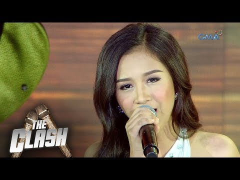The Clash: Golden Cañedo stuns the judges with her song ''Hanggang'' | Top 6