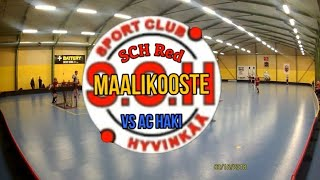 SCH Red vs Ac Haki Maalikooste