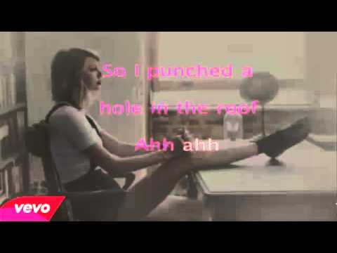 clean-taylor-swift-karaoke-lyrics-(1989-album)