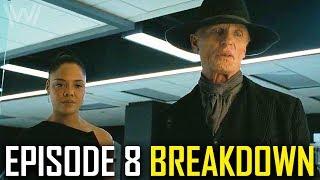WESTWORLD Season 3 Episode 8 Breakdown | Ending Explained, Easter Eggs & Both Post Credit Scenes