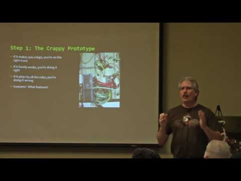 VCFMW 11 - Jim Brain: Design and Manufacturing for Classic Computing