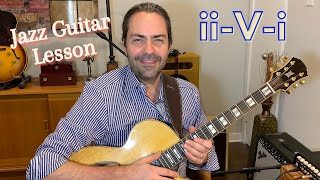 Jazz Guitar Lesson - Beginning…