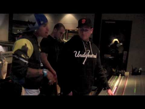 THEGOODMANLIFE - Chris Brown stops by the studio
