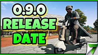 UPDATE 0.9.0 RELEASE DATE in PUBG MOBILE!! NO SCOPES FTW!! | PUBG Mobile