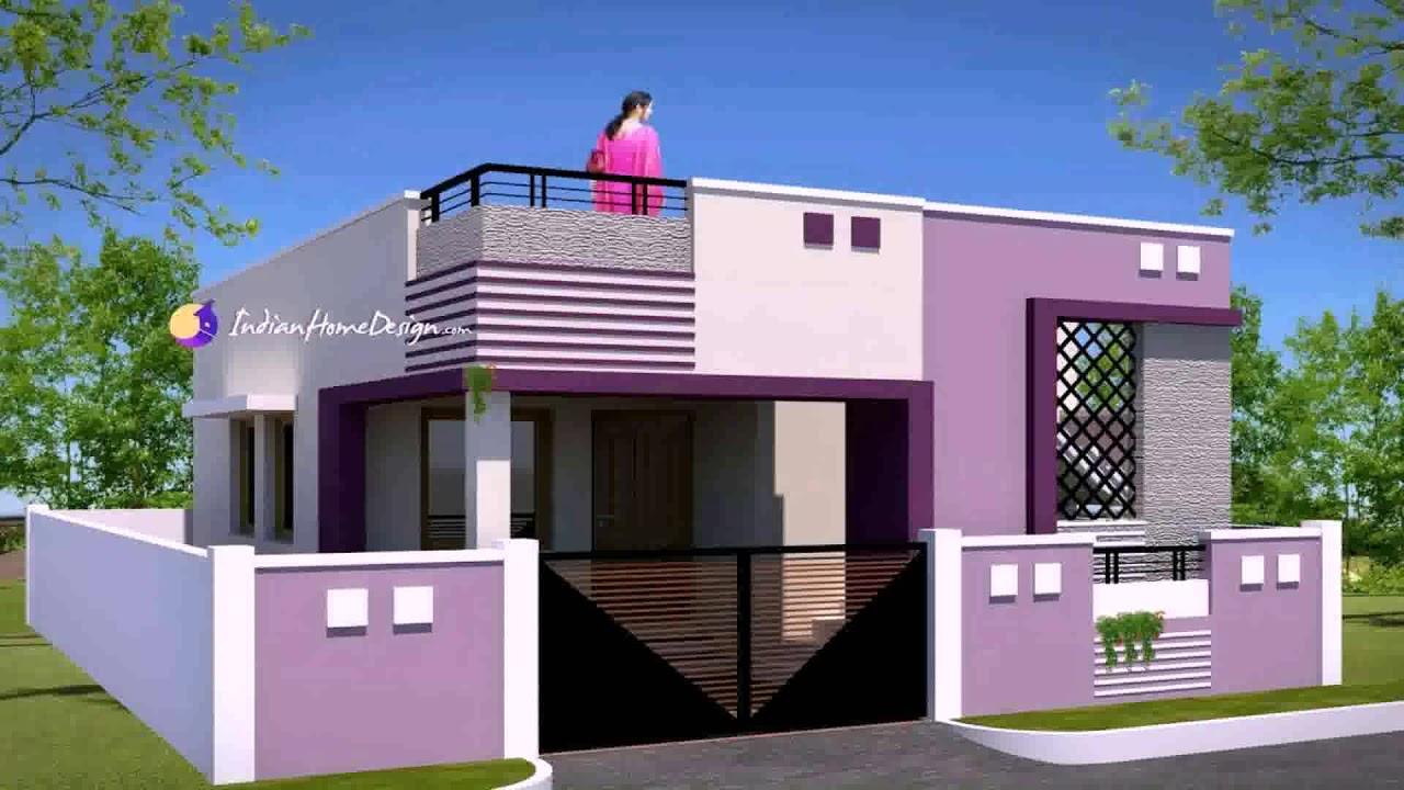 Simple House Design For Village - Gif Maker DaddyGif.com ...