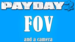 Field of view mod for Payday 2 and the Badass camera mod. Two great...