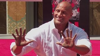 The Rock cements his Hollywood legacy