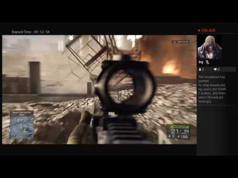 MajorMusiq Live Battlefield 4
