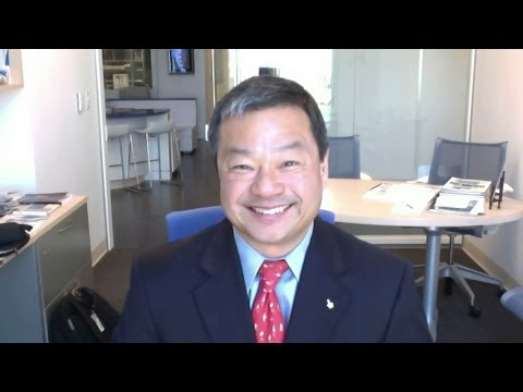 Leroy Chiao discusses the future of space exploration