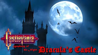 Dracula's Castle - Symphony of the Night  (Castlevania The Concert)