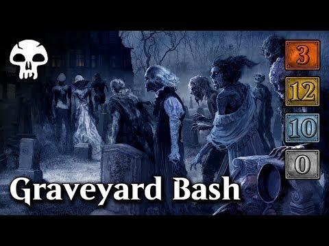 MTG Arena - Upgrading Graveyard Bash