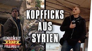 Kriegsreporter packt aus l über Syrien, Adrenalin im Krieg & Deutsche Medien
