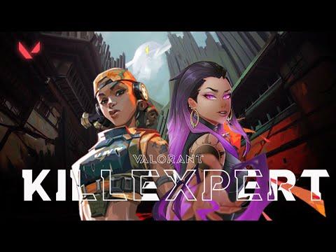 Valorant Live   ROAD TO PLAT   PC Game   KILLEXPERT xD thumbnail