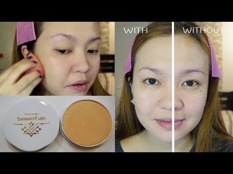 Kokuryu Summer Cake Foundation First Impression Review
