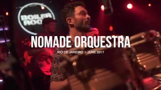 Jazz: Nomade Orquestra Boiler Room x Budweiser Rio Live Set